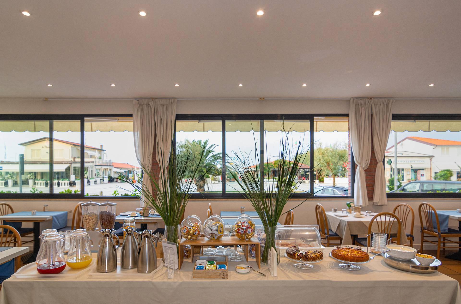 Servizi All Hotel Brunella In Versilia B B 3 Stelle A Lido Di Camaiore Con Wi Fi Gratuita